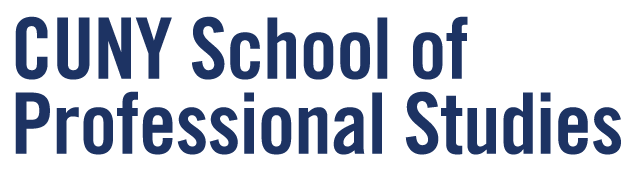 CUNY School for Professional Studies logo
