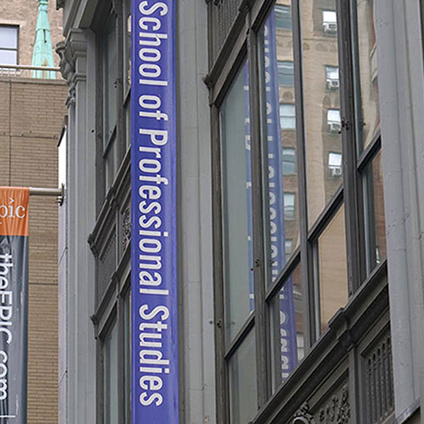 CUNY SPS Building