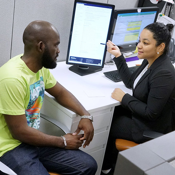 CUNY SPS Student Receives Financial Aid Assistance