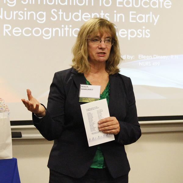 Margaret Reilly - Academic Director, Nursing