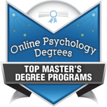 Online Psychology Degrees Badge