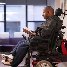 Leonard Blades, Disability Studies Program