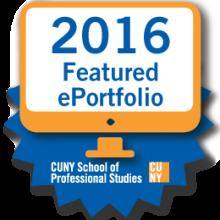 2016 Featured ePortfolio
