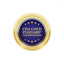 CDA Gold Standard Comprehensive Seal