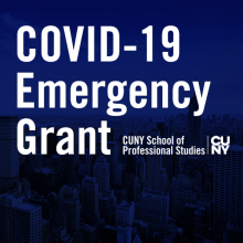 COVID-19 Emergency Grant Graphic