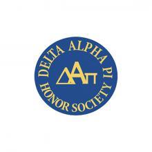 Delta Alpha Pi Honors Society logo