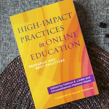 High Impact Practices Book Cover